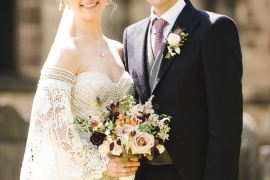 Langar Hall Wedding Robert Leons Photography