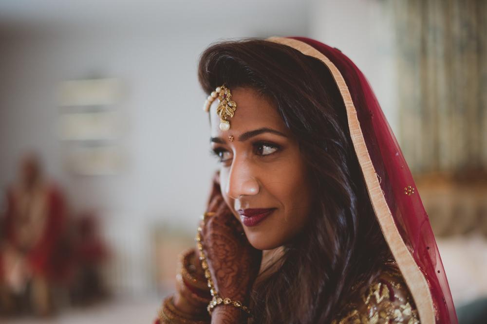 Bride Bridal Make Up Beauty Newton Hall Wedding Sasha Weddings