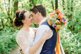 Spring Cottage Rivington Wedding Emma B Photography