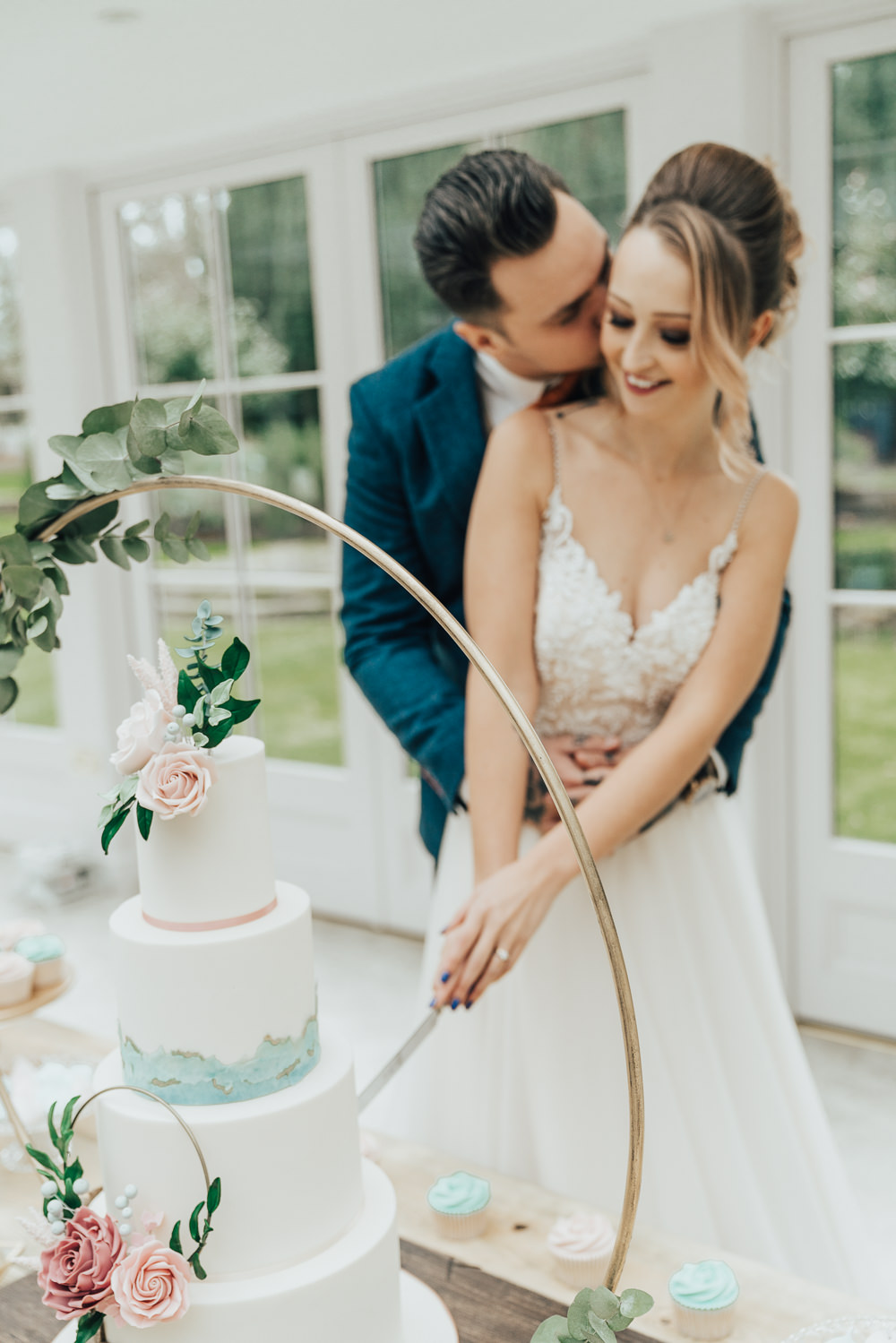 Hoop Wedding Ideas Rebecca Carpenter Photography