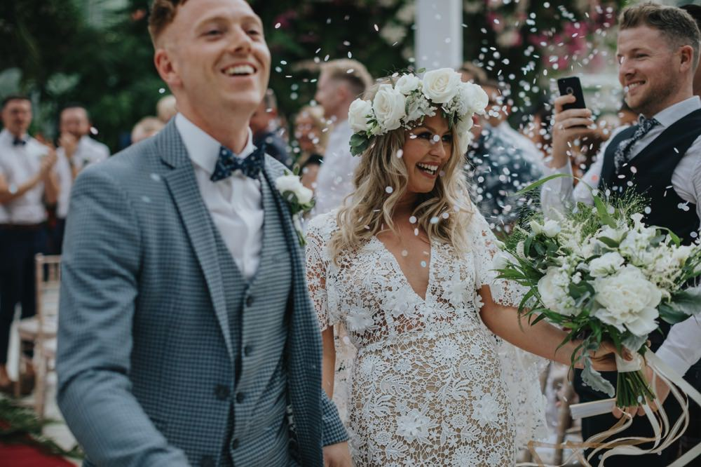 Confetti Sefton Park Wedding Bloom Weddings