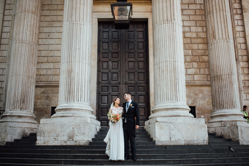 St Paul's Cathedral Wedding The Shannons Photography