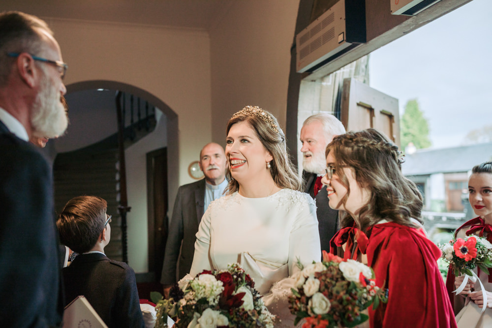 Autumn Village Hall Wedding The Gibsons Photography
