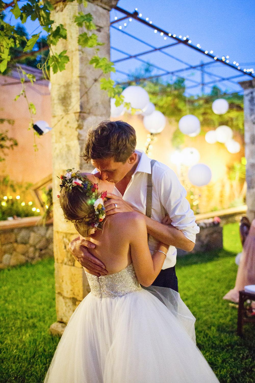Kefalonia Wedding Cotton Candy Weddings