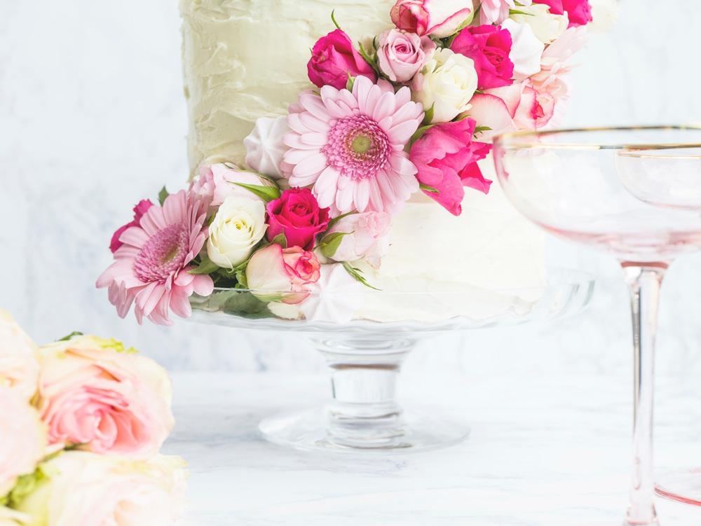 DIY Wedding Cake Recipe
