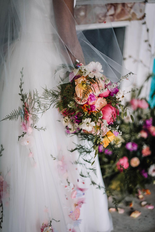 Coral Floral Wedding Ideas Birgitta Zoutman Photography
