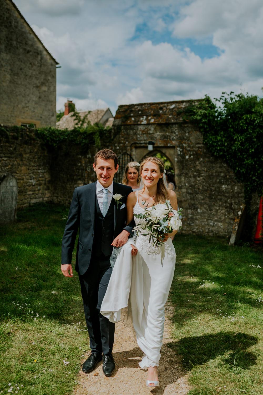 DIY Village Hall Wedding PhotoBart