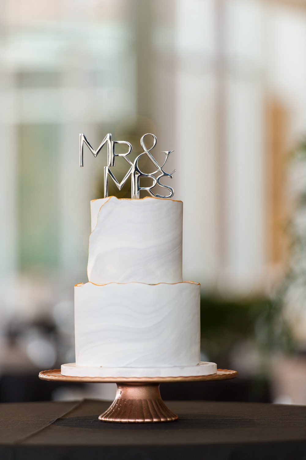 Buttercream Cake Mr Mrs Topper Greenhouse Michigan Wedding Jean Smith Photography