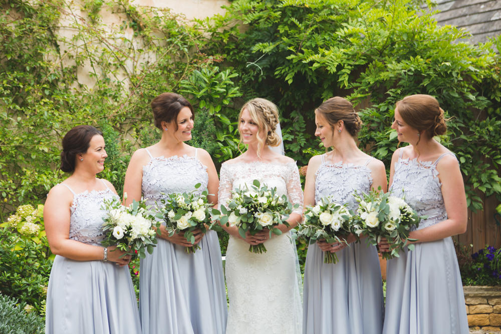 Bridesmaids Bridesmaid Dress Dresses Grey Lace Airbnb Wedding Pickavance Weddings
