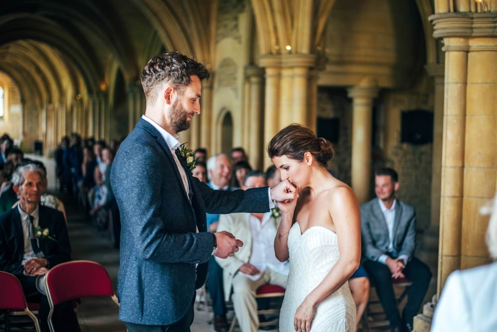 South African Cloister Charterhouse School Wedding Three Flowers Photography