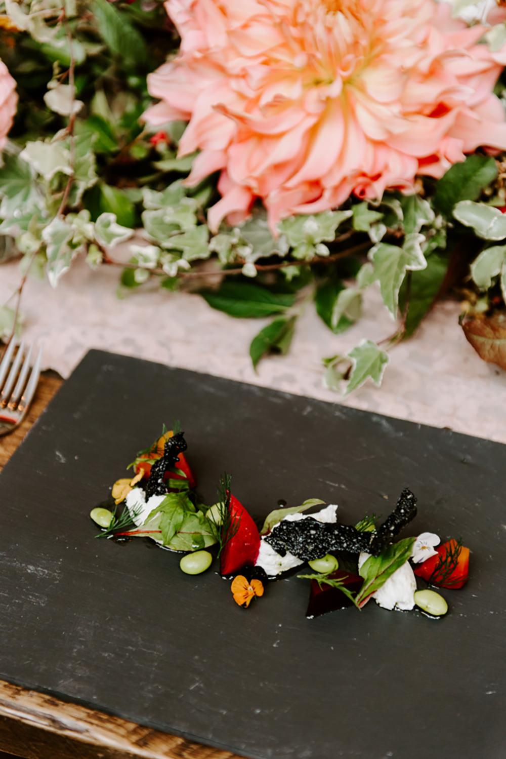 Food Ethical Wedding Ideas Sadie Osborne Photography