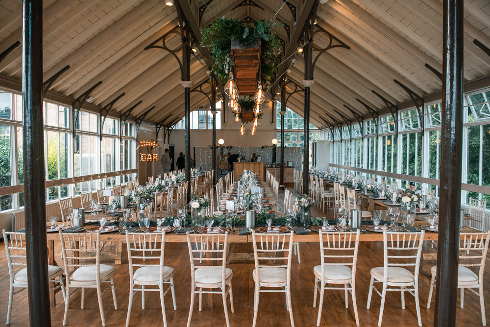 Hexham Winter Gardens Wedding Leighton Bainbridge Photography