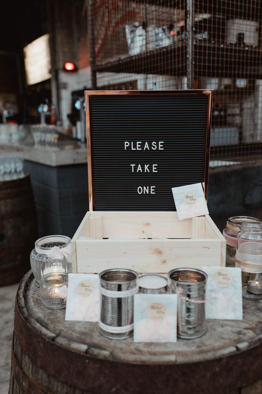 Confetti Envelopes Glassine 92 Burton Road Wedding Stevie Jay Photography