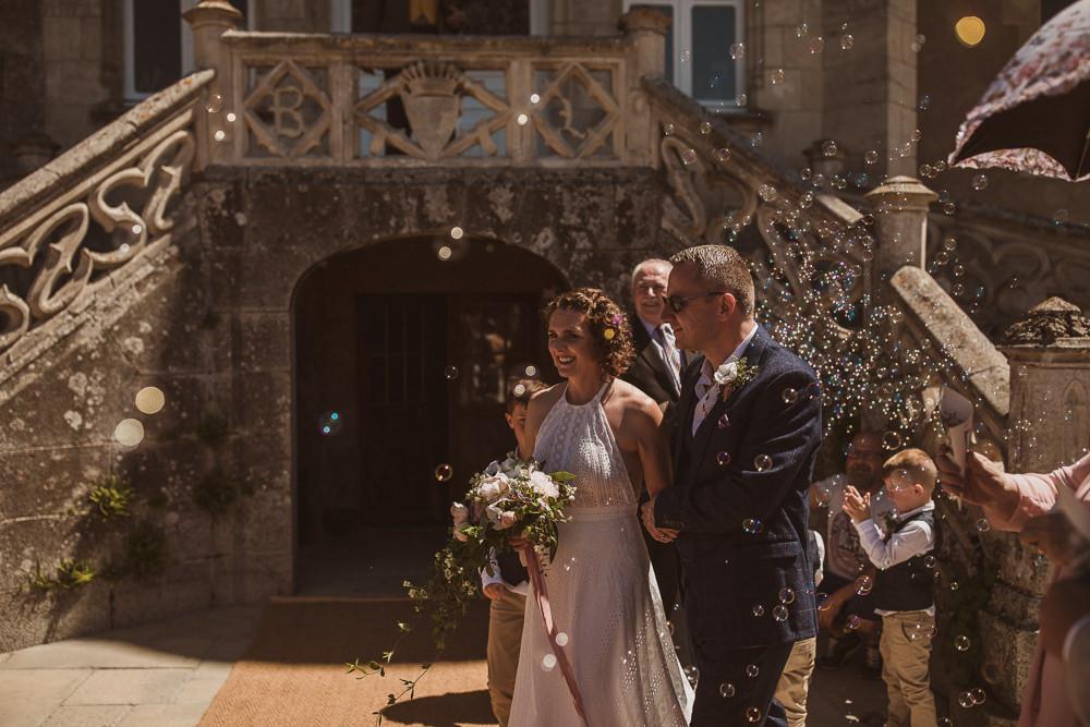 Bubble Confetti Escape To The Chateau Wedding The Springles