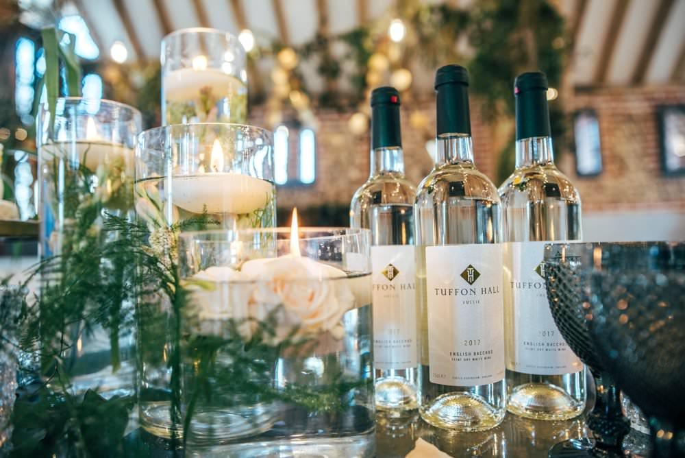 Candles Decor Decoration Wine Tuffon Hall Wedding Three Flowers Photography