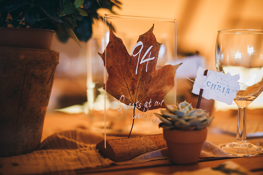 Wedding Table Names Mark Tattersall Photography