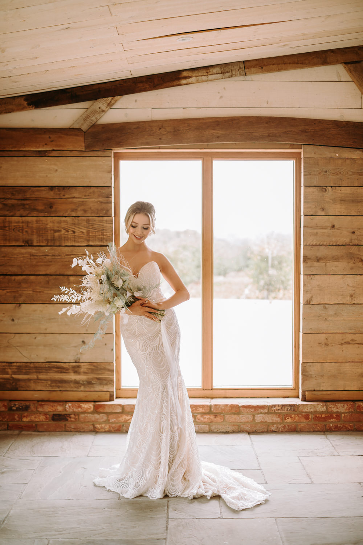 Dress Gown Bride Bridal Lace Strapless Celestial Wedding Ideas Christine Thirdwheeling
