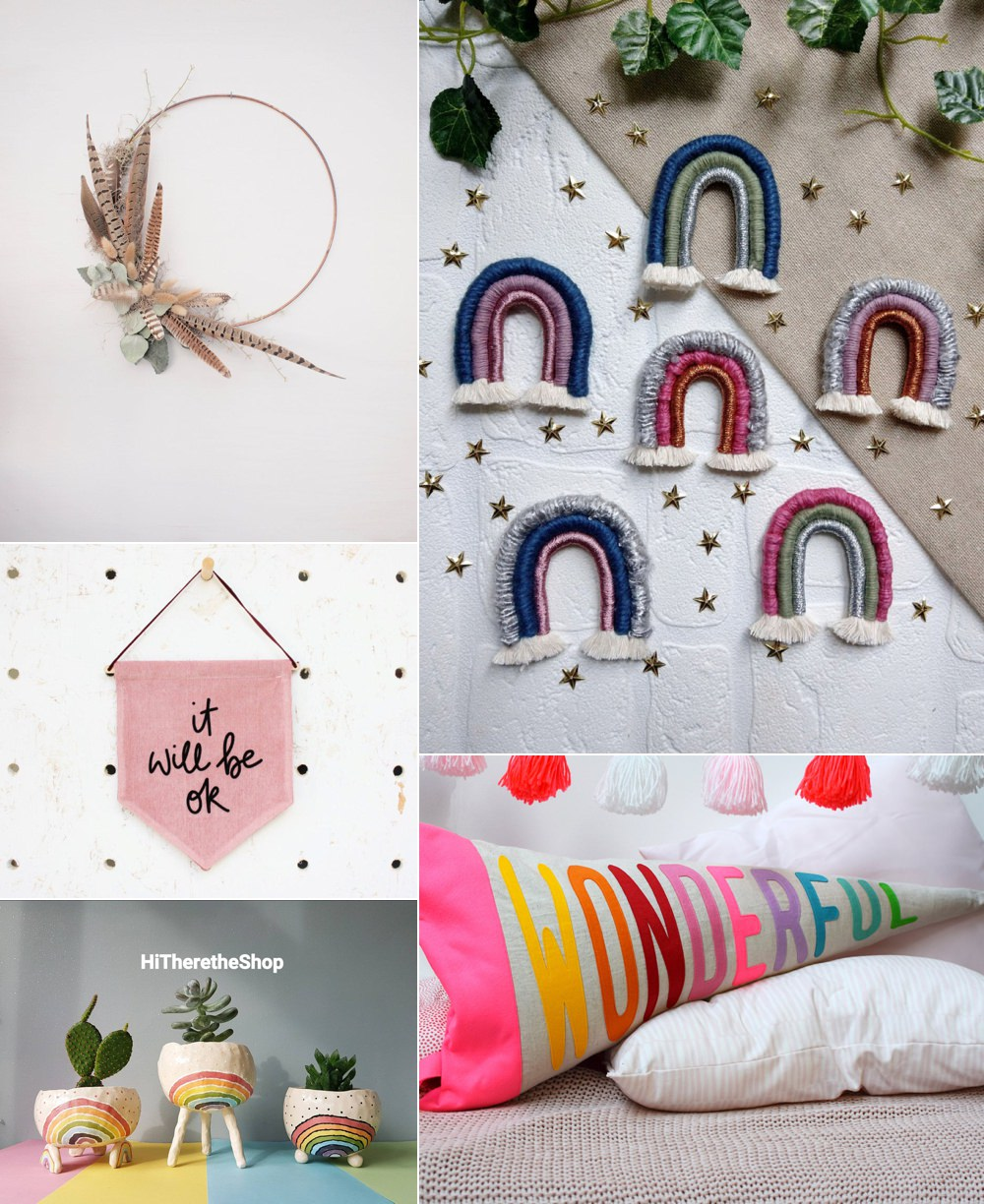 Etsy 2019 Christmas Gifts Presents Home