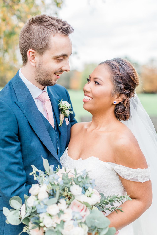 Bride Bridal Hair Style Up Do Plait Braid Gate Street Barn Wedding Camilla J Hards