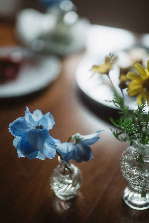 Bud Vase Flowers Decor Le Marche Wedding Inspiration Francesca Angrisano