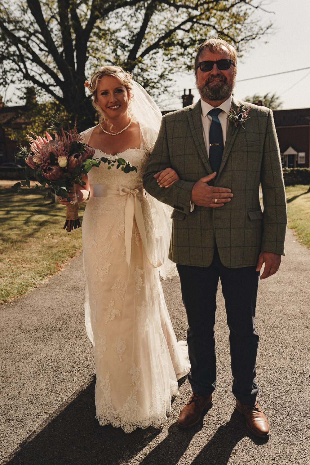 Marquee Wedding Home The Chamberlins