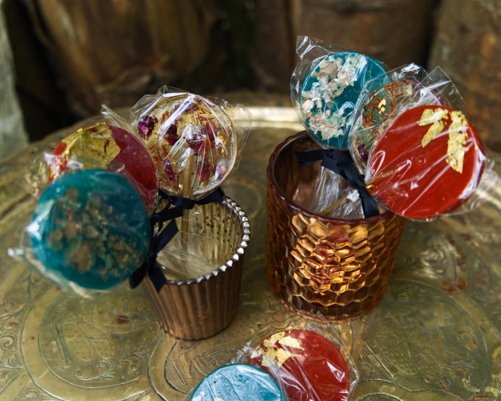 Lolly Favours Moroccan Wedding Inspiration Luke Batchelor Productions