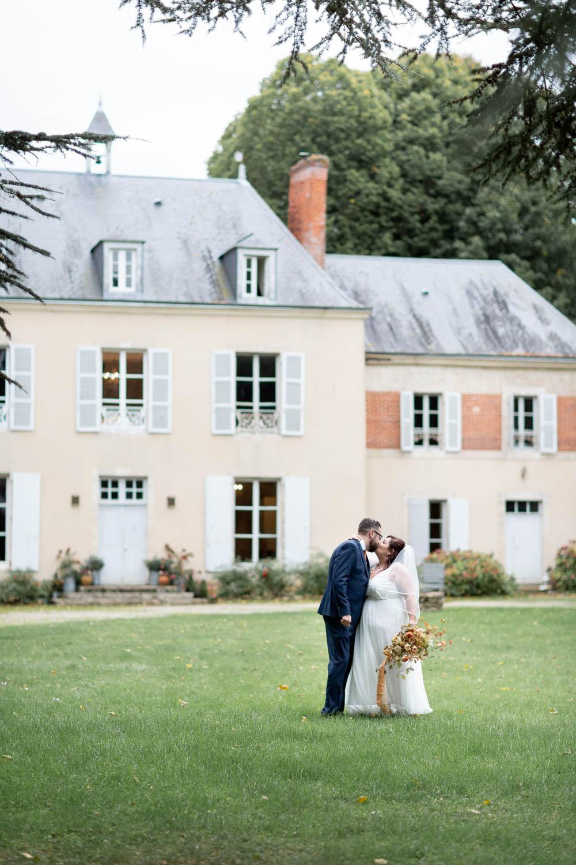 Château Elopement France Maru Photography