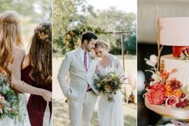 Contemporary Wedding Ideas Chloe Ely Photography