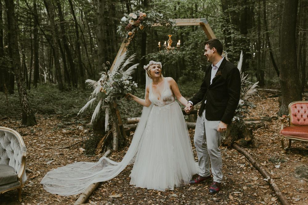 Dreamy Woodland Wedding Ideas Jasmine Andrews Photography
