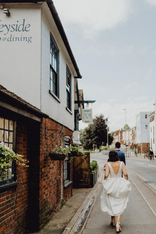 Intimate Pub Wedding Heather Sham Photography