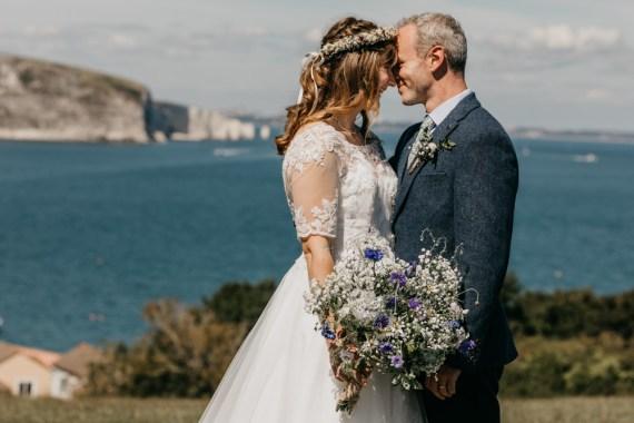 Seaside Wedding Oli and Steph Photography