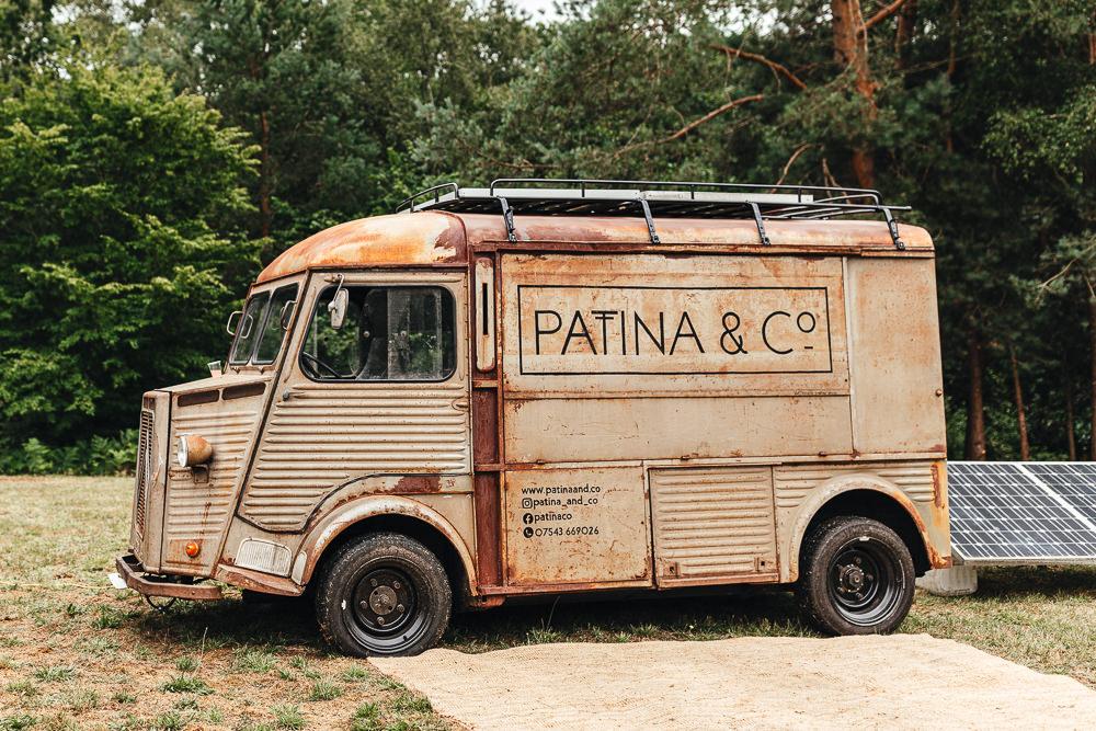 Food Truck Van Festival Party Wedding Kirsty Mackenzie Photography