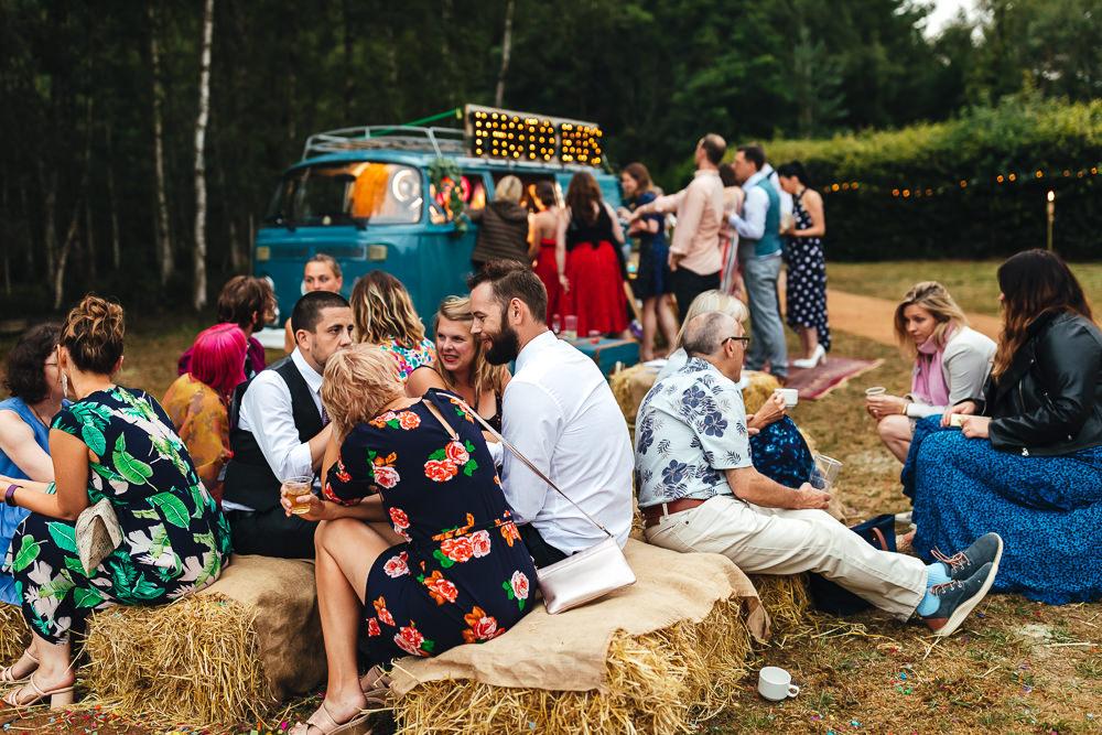 Festival Party Wedding Kirsty Mackenzie Photography