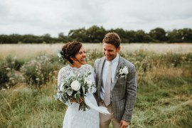 Preston Priory Barn Wedding Leah Lombardi Photography