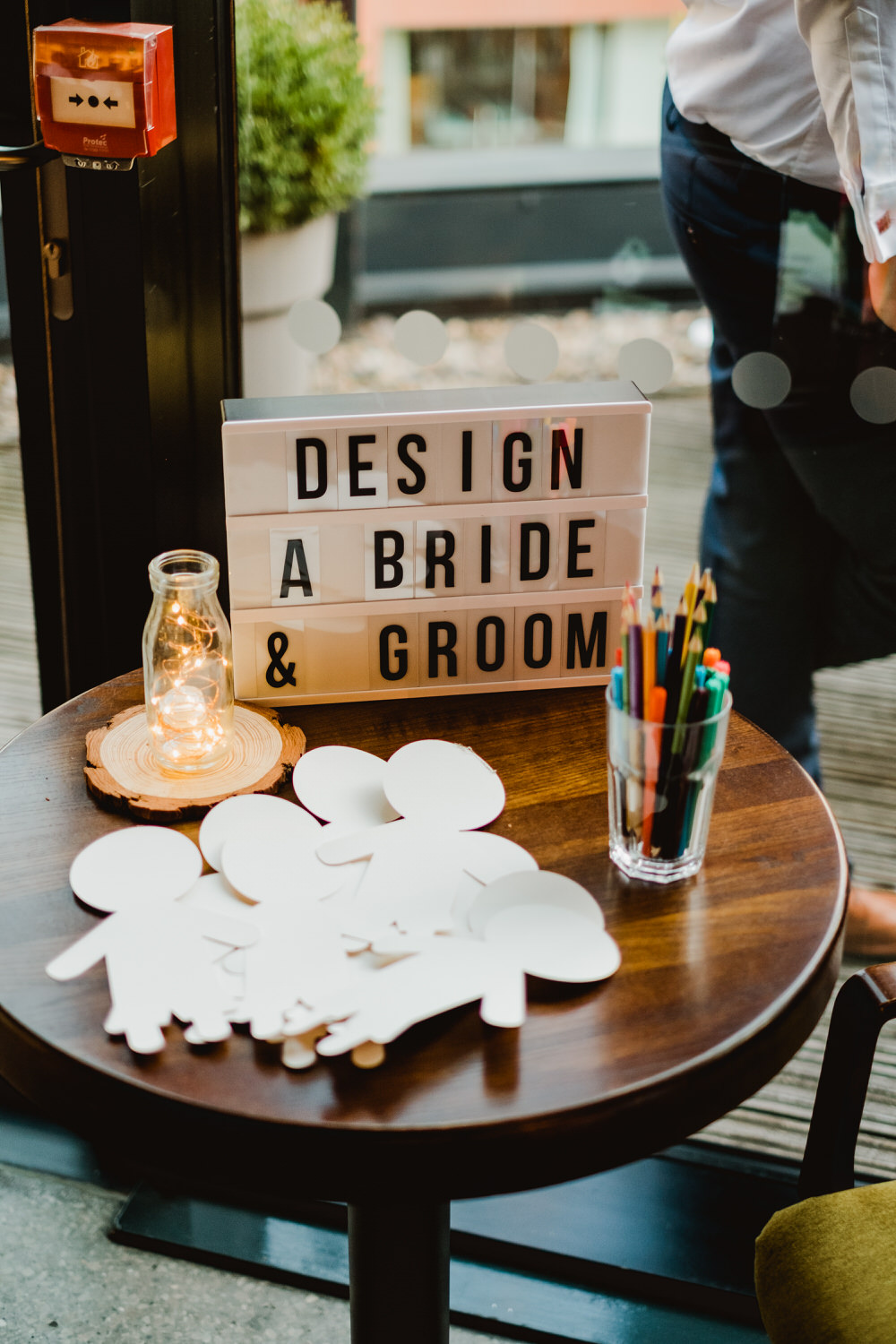 Design Bride Groom Game HOME Manchester Wedding Kate McCarthy Photography