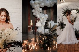 Industrial Wedding Ideas Sam Sparks Photography