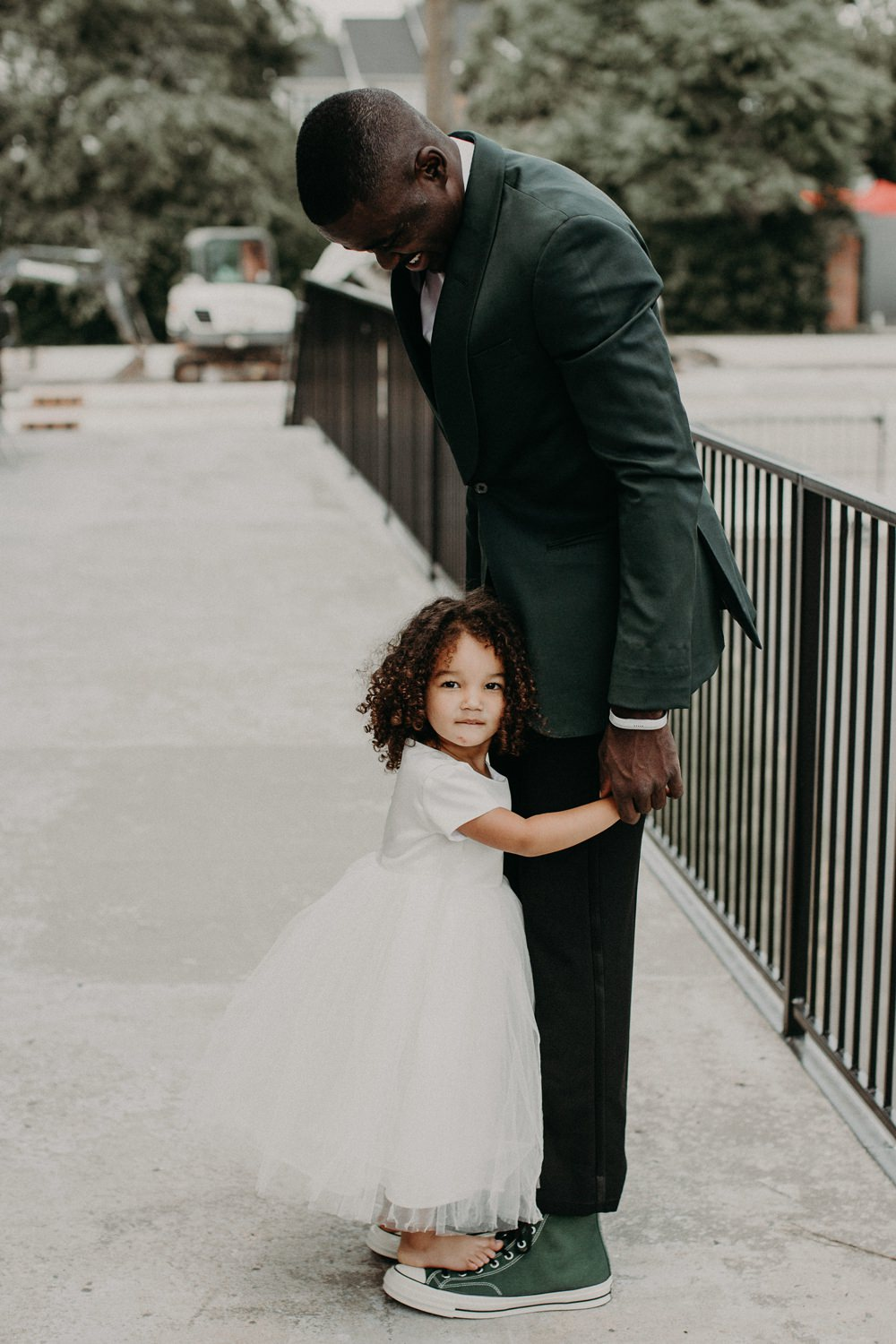 Flower Girl Dress Georgia Wedding Aline Marin Photography