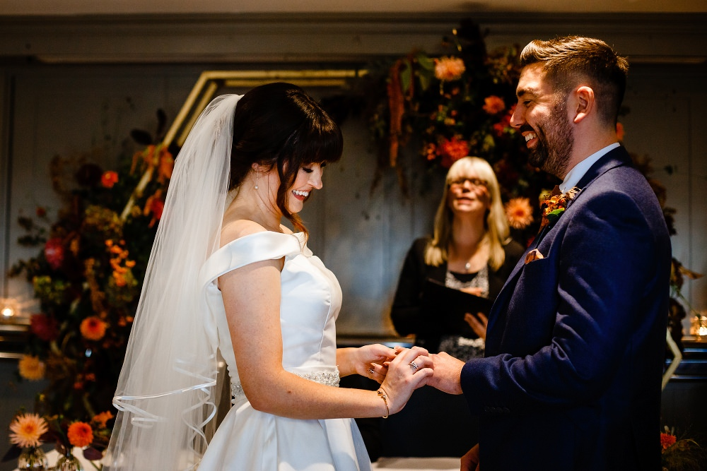 Great John Street Hotel Wedding About Today Photography