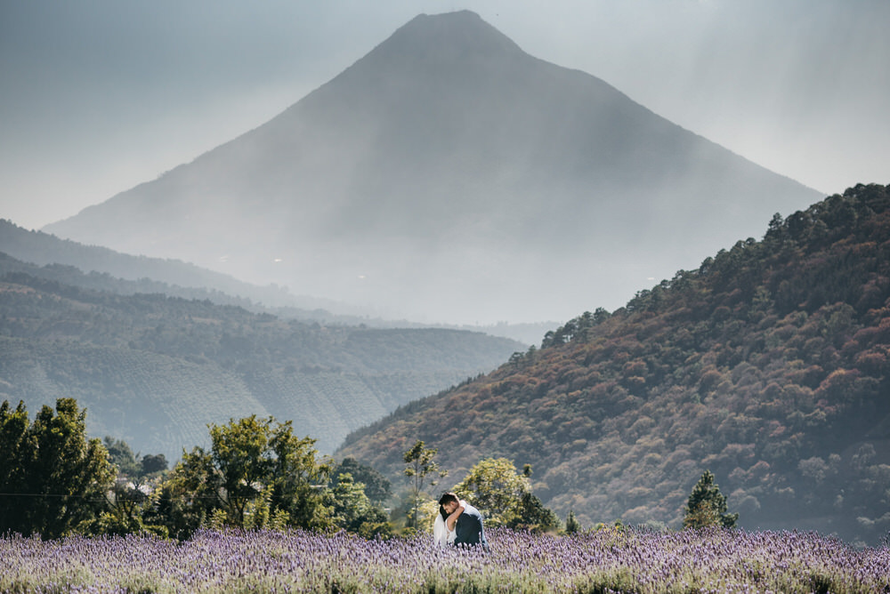 First Look Guatemala Wedding Daniel Lopez Perez Photography