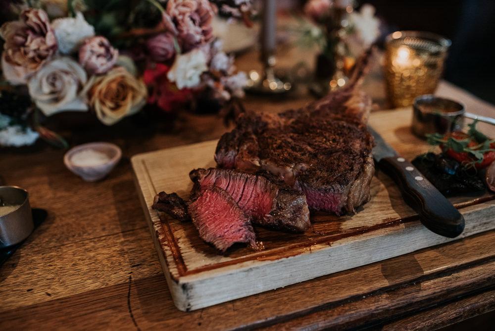 Sharing Food Platter Grazing Table Lake District Elopement Jenny Appleton Photography