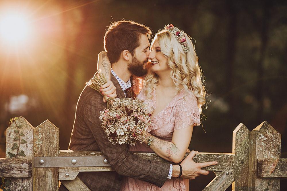 Treehouse Wedding Honeydew Moments