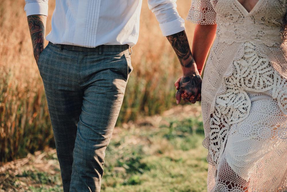Boho Wedding Ideas Roshni Photography