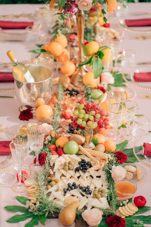 Grazing Table Sharing Platter Tuscan Wedding Ideas Giuseppe Giovannelli