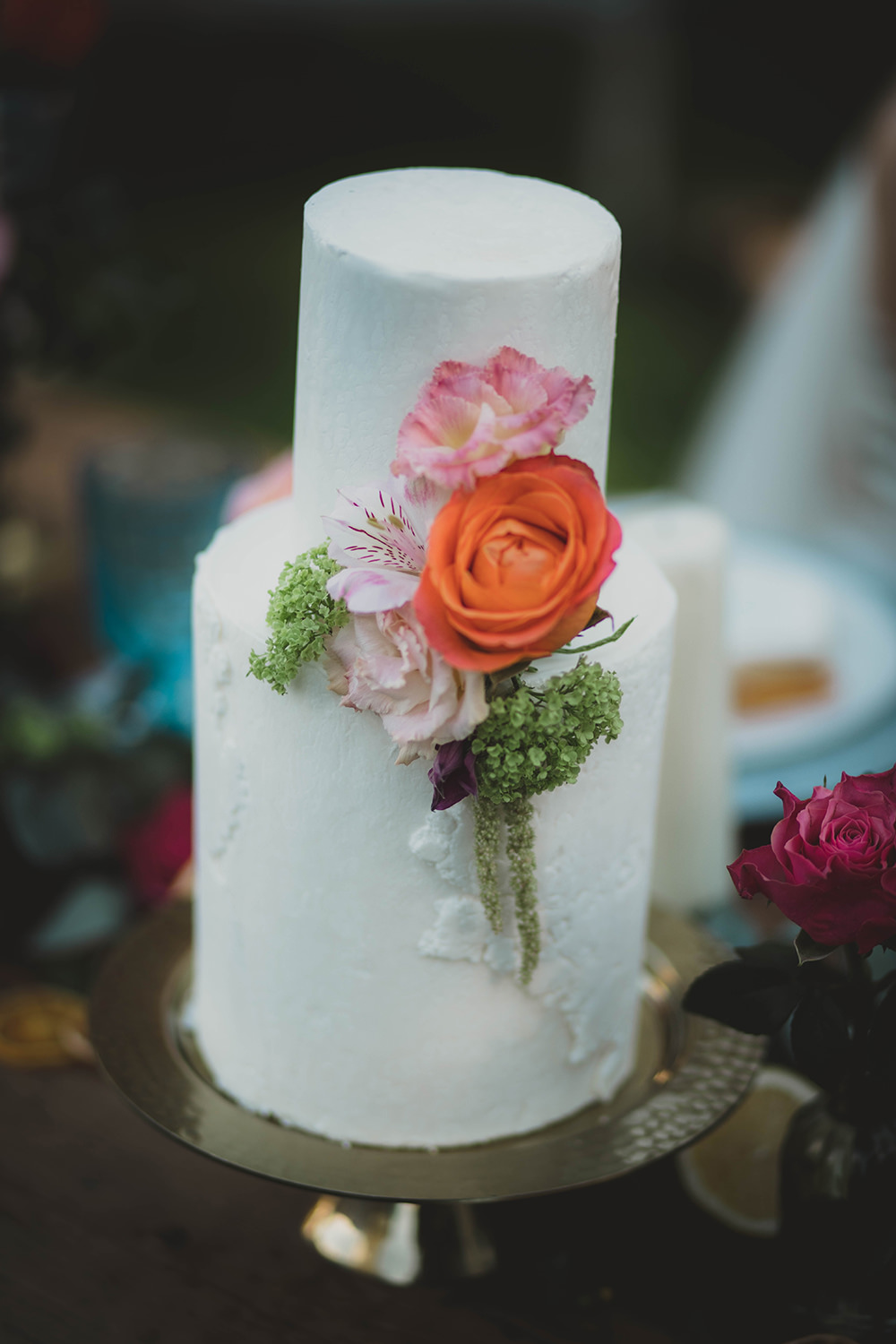 Jervaulx Abbey Wedding Ideas Laura Adams Photography Cake Flowers Floral