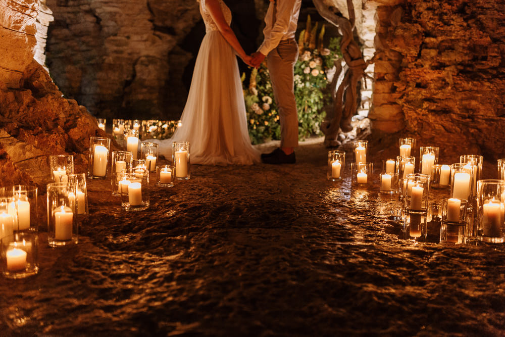 Candles Tea Lights Lighting Natural Wedding Ideas Frame Of Love