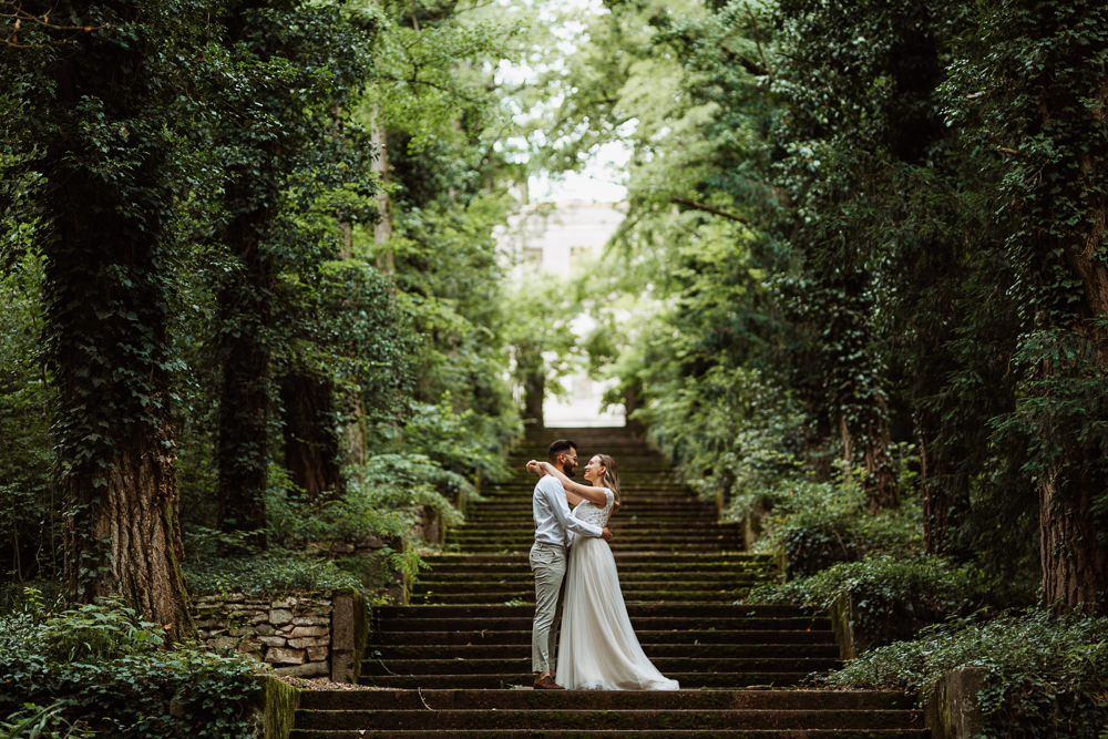 Natural Wedding Ideas Frame Of Love
