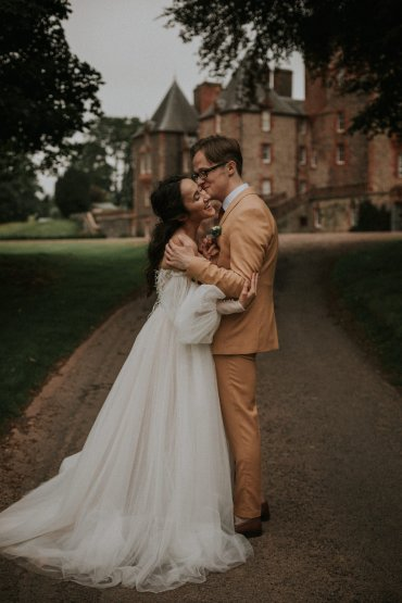 Thirlestane Castle Wedding Bernadeta Kupiec Photography