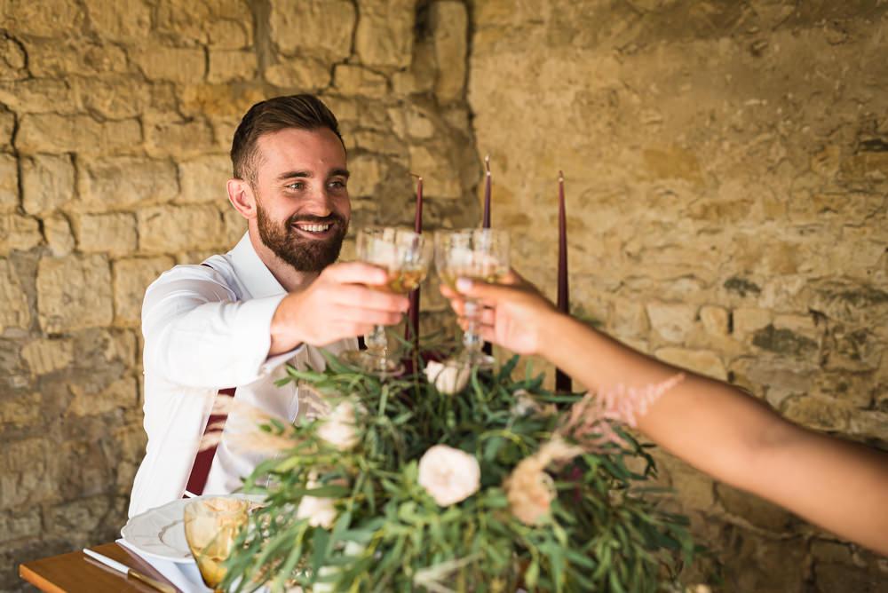Cocktails Barn Elopement FJS Wedding Photography