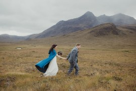 Isle Of Skye Elopement Maureen Du Preez