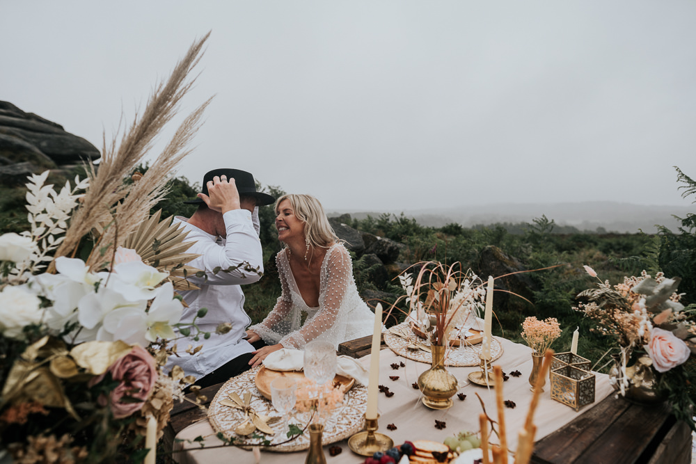 UK Boho Elopement Jenny Appleton